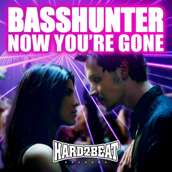 Now you're gone. Basshunter