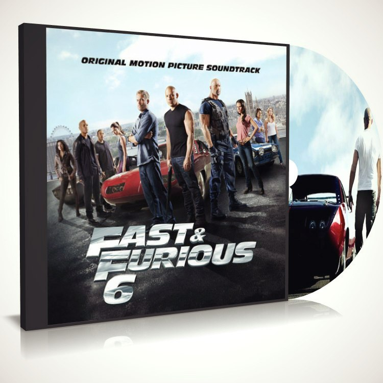 OST Форсаж 6 The Fast and the Furious 6