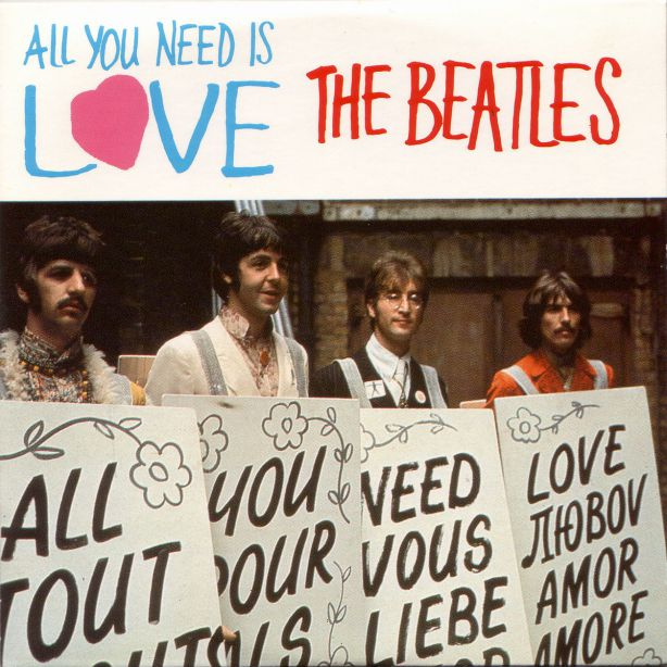 All you Need is Love The Beatles