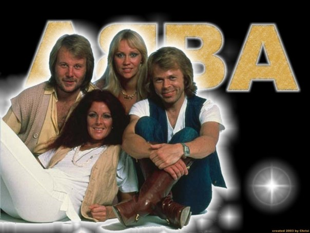 Happy New Year (МИНУС) ABBA