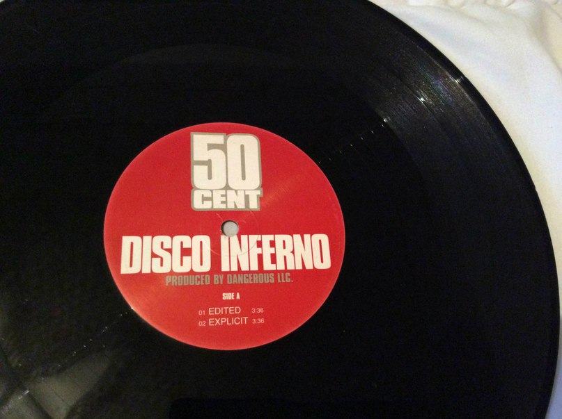 Disco Inferno 50 Cent