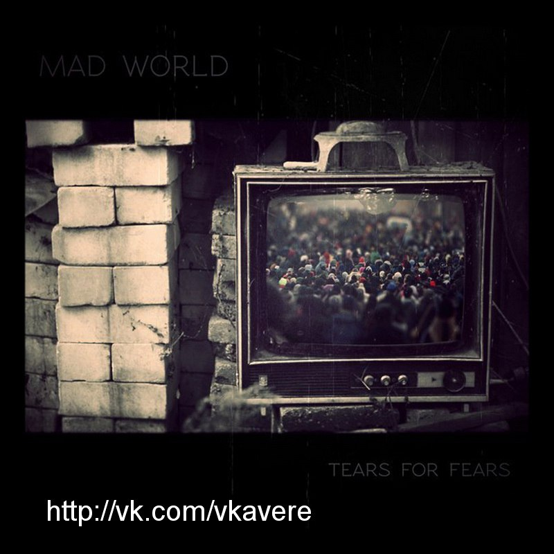 Mad World Michael Andrews